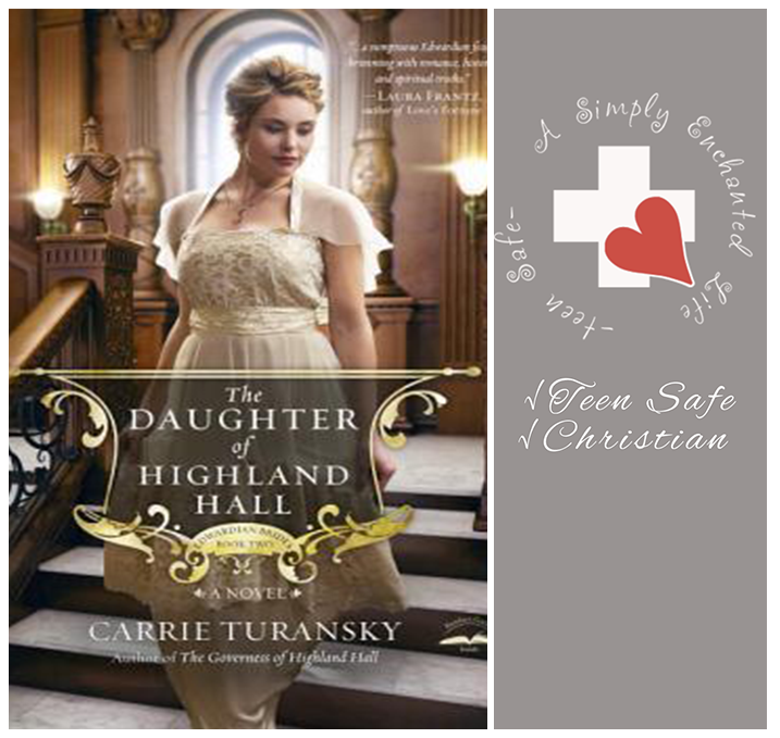 The Daughter of Highland Hall (Edwardian Brides, #2)