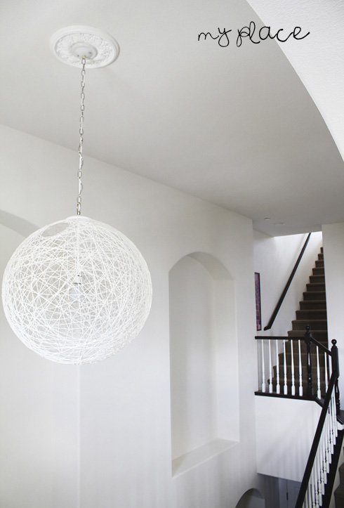 The Way I See It Is.... Medallions Give Chandeliers Or Pendants Balance  While Transforming The Ceiling U0026 Giving It A More Architectural Feel.