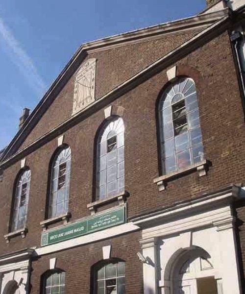 6. Masjid Jami' Brick Lane