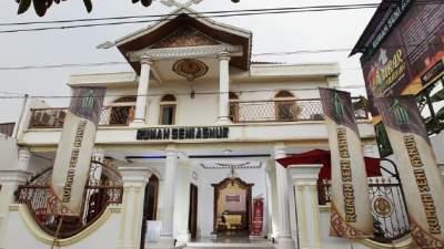 Gedung Rumah Seni Asnur