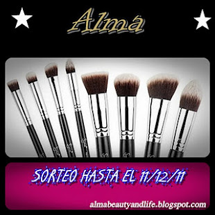 Sorteo en Alma Beauty And Life
