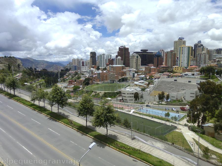 Ciudad La Paz