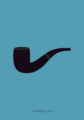 surrealism this is not a pipe magritte