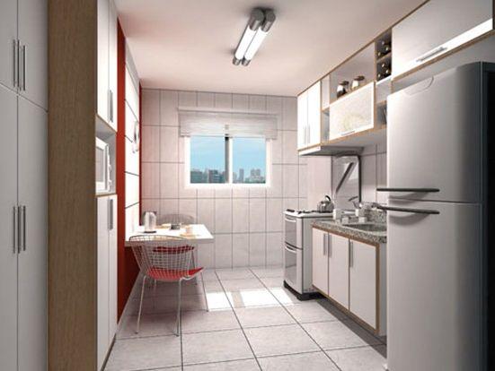 Cozinhas planejadas cozinhas planejadas para apartamentos for Modelos de apartamentos pequenos