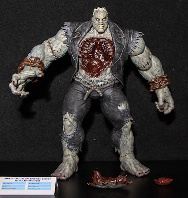 DC Collectibles New 52 Solomon Grundy figure