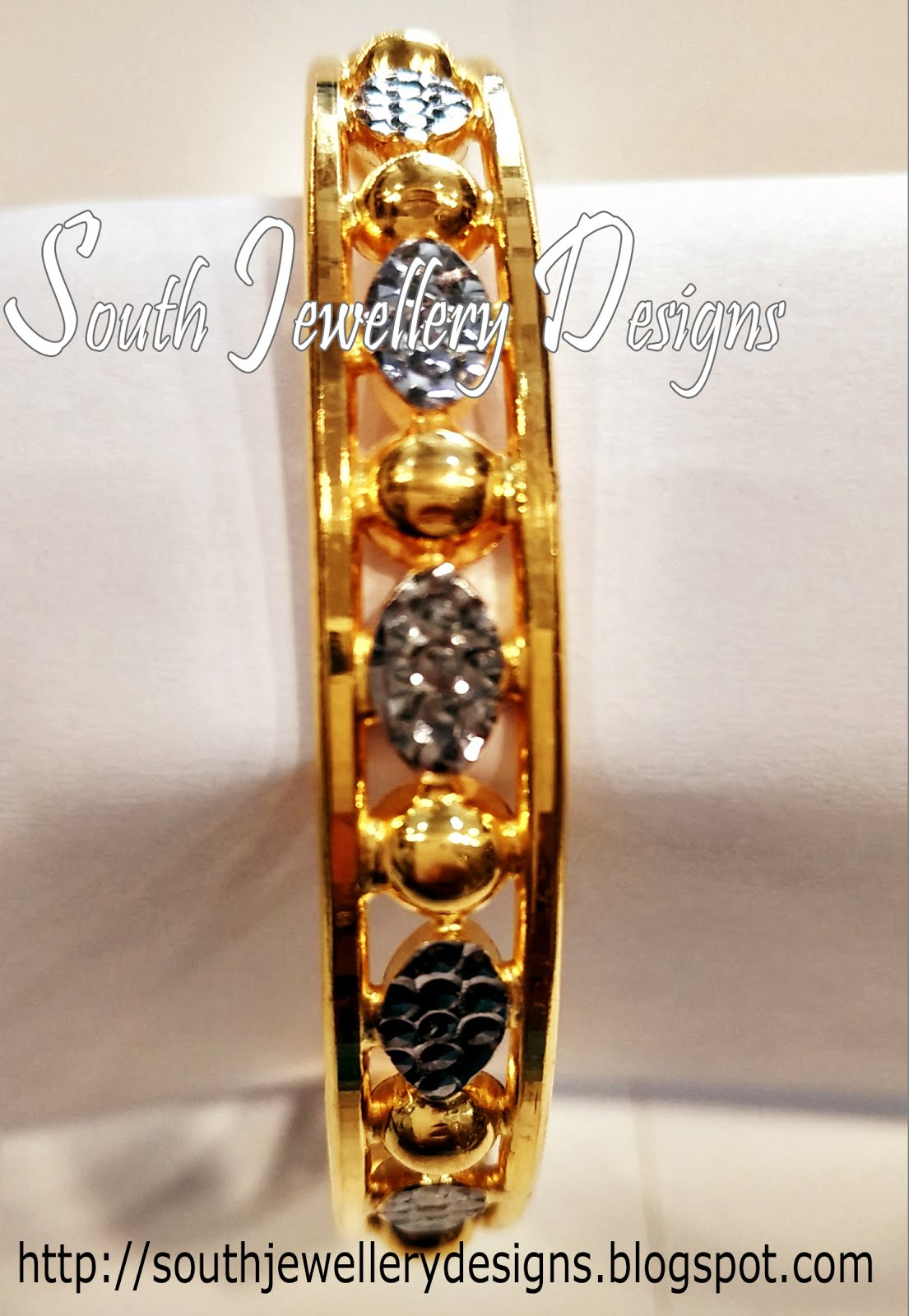 South Jewellery Designs: Most Beautiful Bangles