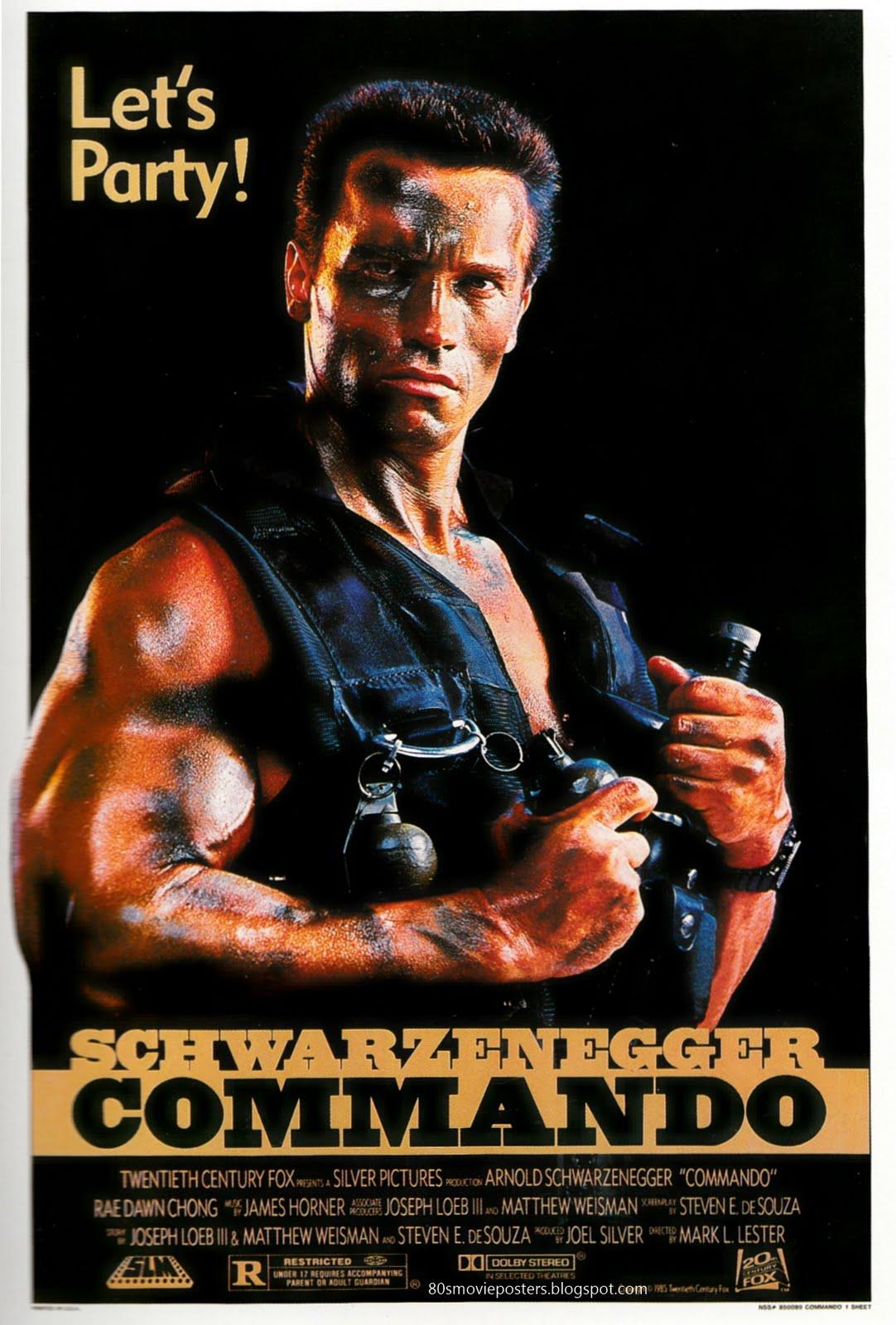 80s movie posters filmplakate der 80er october 2011