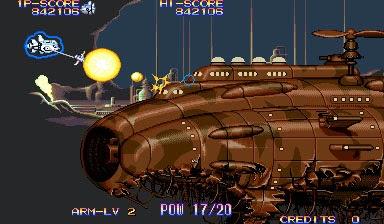ECO Fighters arcade videojuego descargar gratis