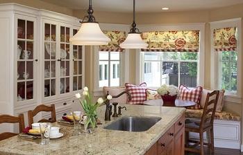 Cortinas para cocina elecci n del estilo color y for Decoracion de cortinas para cocina