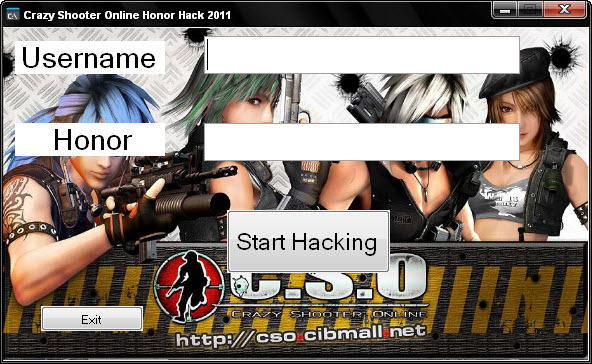 CSO Honor Hack