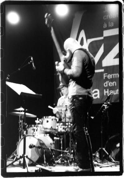 peter brunn - marc ducret (samuel blaser trio)
