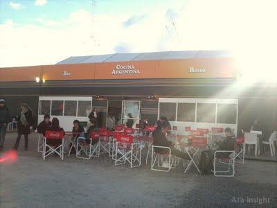 Parrilla Resto Bar cocina argentina