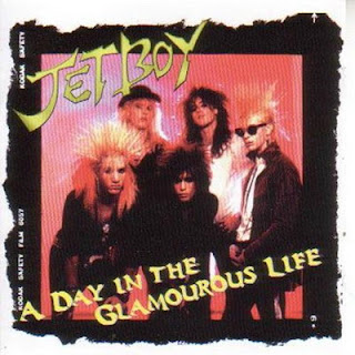 Jetboy - A Day In The Glamorous Life (1998)