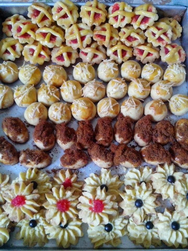 Resep Kue Nastar Yang Enak Empuk Spesial