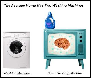 tv lavaggio cervello
