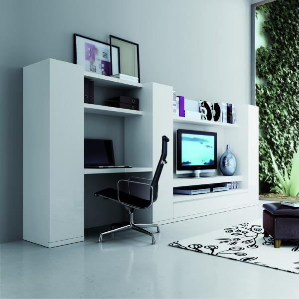 Informaci n de mobiliario el mueble la vida familiar y - Escritorios de salon ...