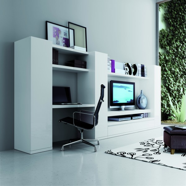 Informaci n de mobiliario el mueble la vida familiar y - Armarios para el salon ...