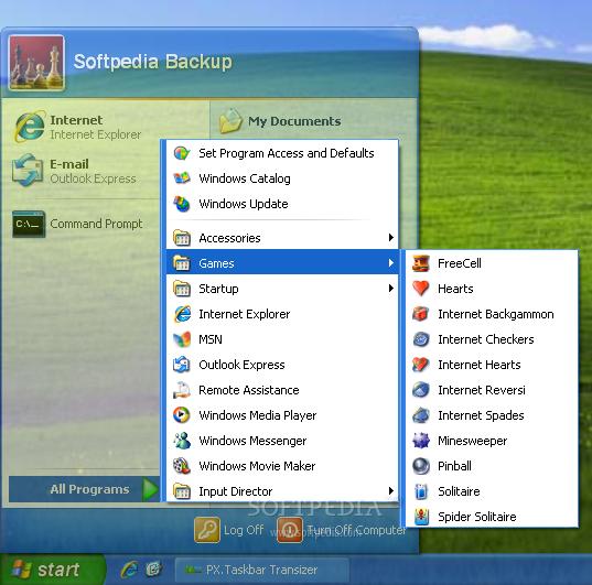 Free Download Taskbar Transizer