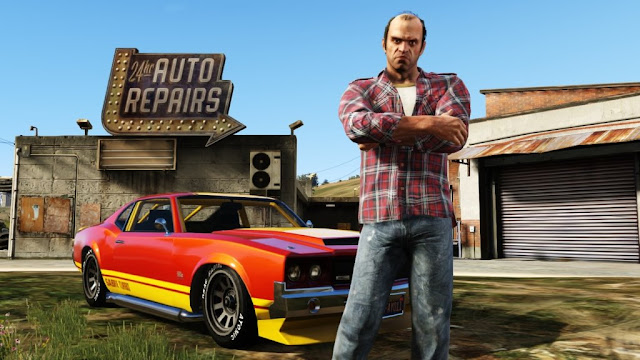 GTA V Gameplay Trailer Breakdown