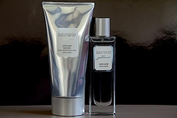 Laura Mercier, Ambre Vanillé Beurre Corps + Eau de Parfum