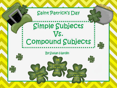 http://3rdgradegrapevine.blogspot.com/2014/02/simple-subjects-and-compound-subject.html