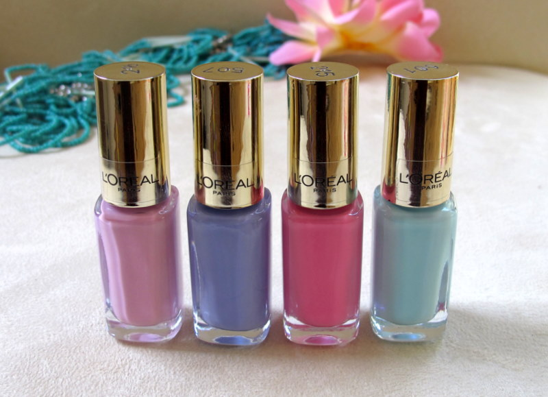 L\'Oreal Miss Candy - nail polishes |Makeup and Macaroons