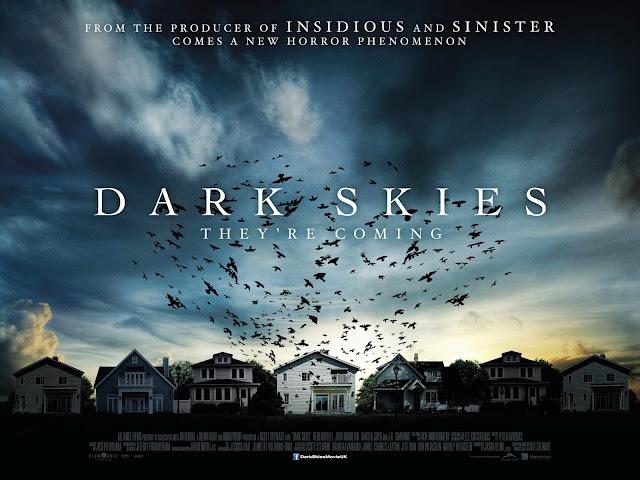 Dark Skies - Banner | A Constantly Racing Mind