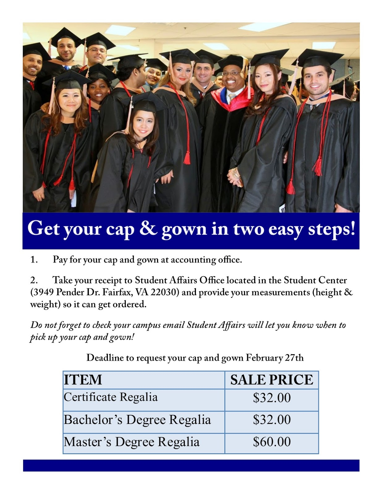Blogs » Attention Graduates! Caps & Gowns