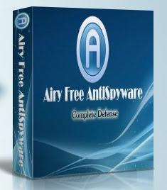 تحميل برنامج Airy Free AntiSpyware مجانا لمسح ملفات التجسس