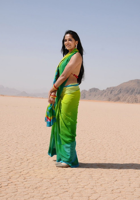 anushka from ragada movie, anushka new spicy unseen pics