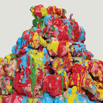 The Best Album Artwork of 2012 - 11. Battles - Dross Glop