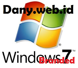 Cara Aktivasi Windows 7 Layaknya Windows 7 Branded