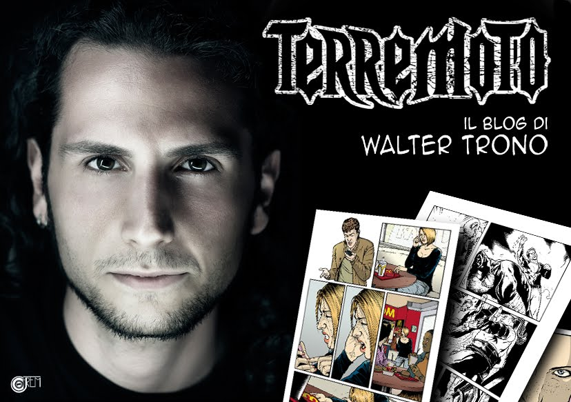 TERREMOTO - Il Blog di Walter Trono