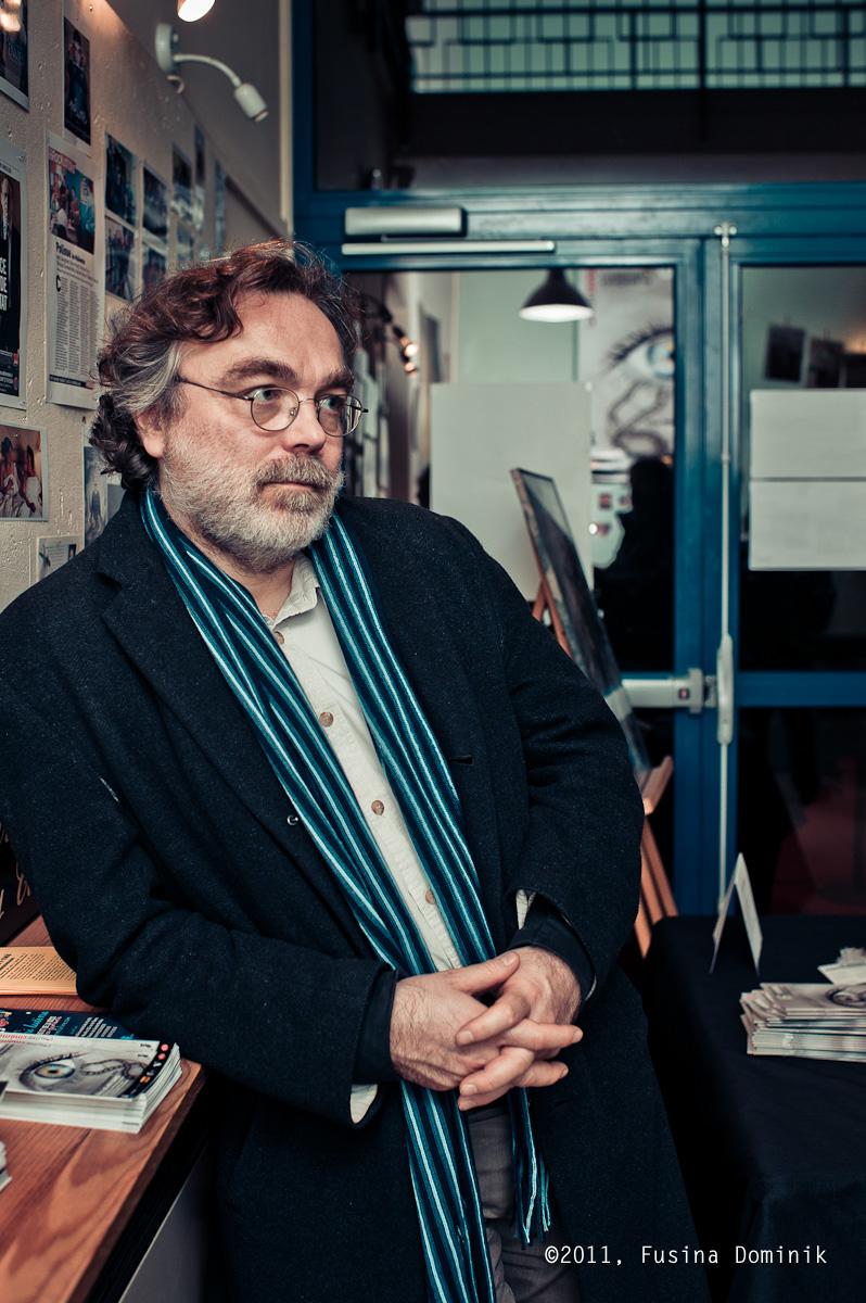 Eric libiot pr sident du jury 2011 - Cinema les 400 coups villefranche sur saone ...