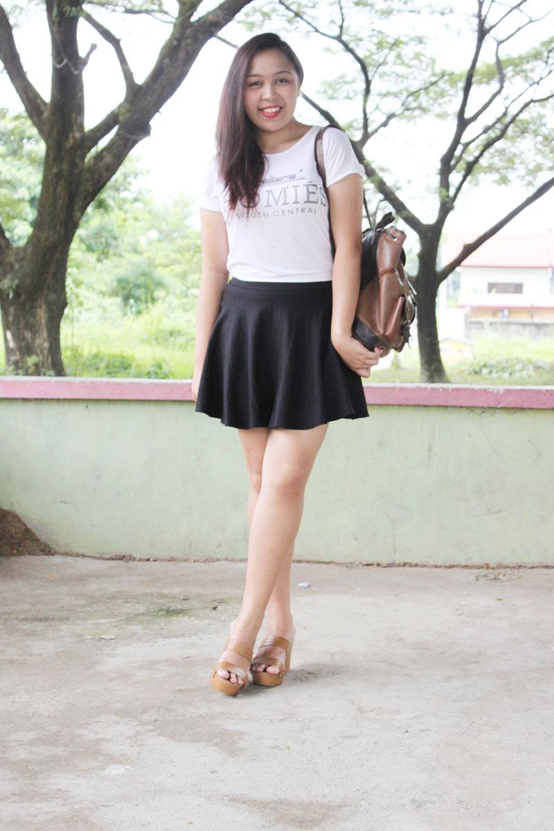 skater skirts, black, fashion, rad