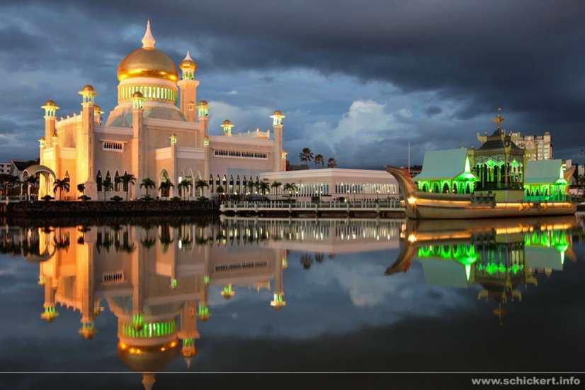 Istana Yang Paling Luas Di Dunia
