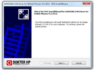 Samsung USB Drivers for Mobile Phones V1.5.45.0