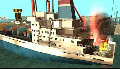 Mod Perang Bajak Laut (DYOM)