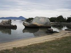 Praia do Meio, Florianópolis, Ilha de Santa Catarina