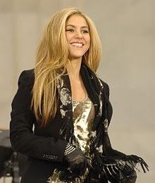 Shakira beautiful