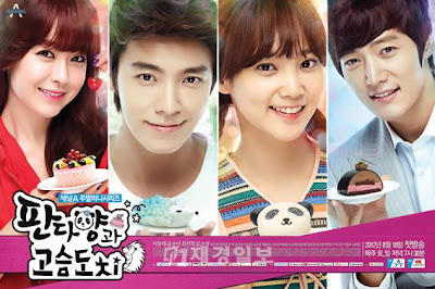 Subtitle Indonesia Panda and Hedgehog