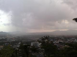 View form Kao Rang, Phuket, Thailand
