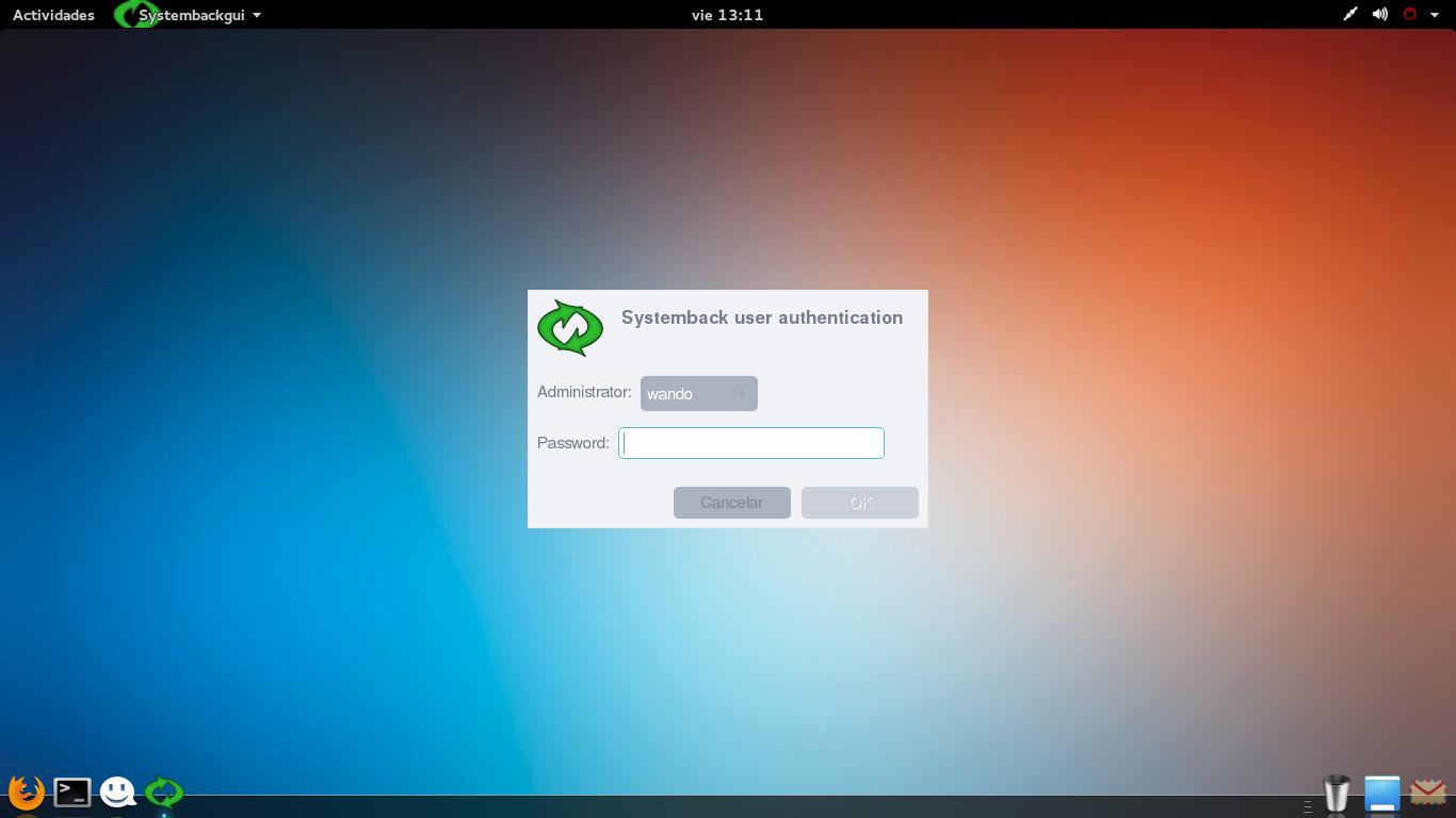 Wando OS linux