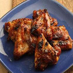 sayap ayam saus thailand