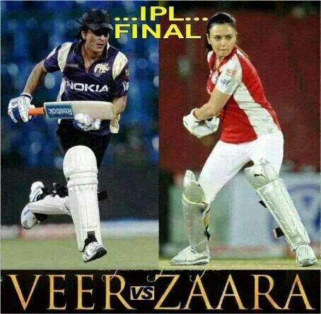 IPL Final - Veer vs Zaara - DesiTroll - DesiUnit