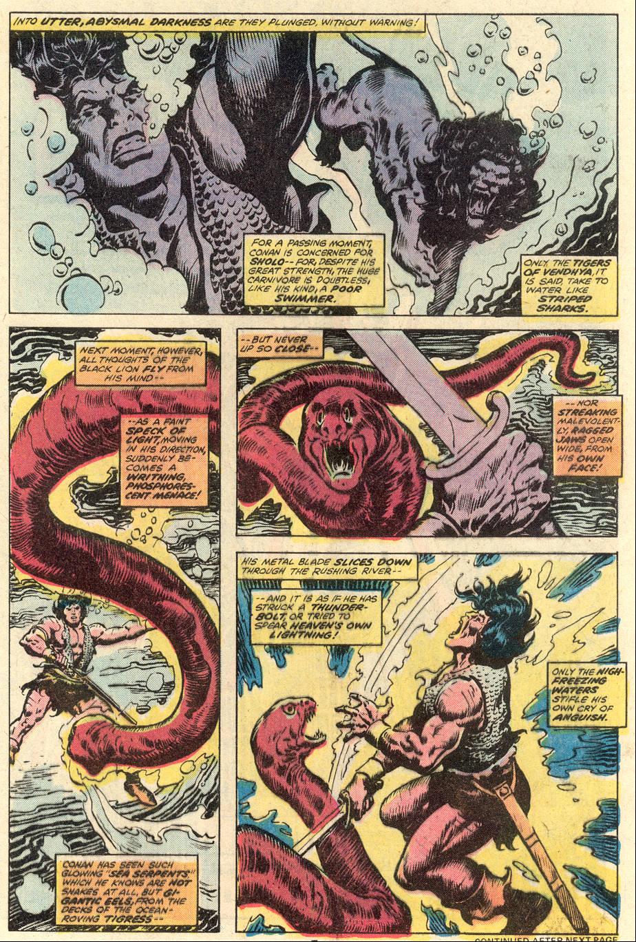 Conan the Barbarian (1970) Issue #96 #108 - English 6