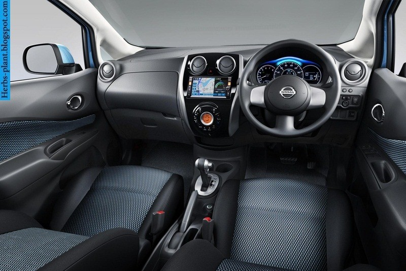 Nissan note car 2013 dashboard - صور تابلوه سيارة نيسان نوت 2013