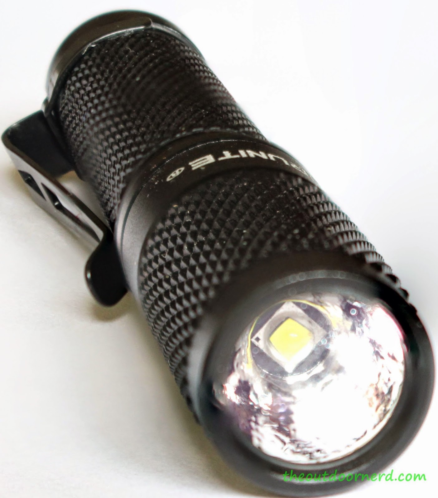 Thrunite Ti3 1xAAA EDC Flashlight: Product View 5