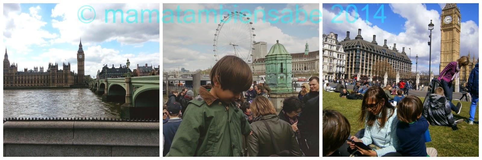 Londres embankment
