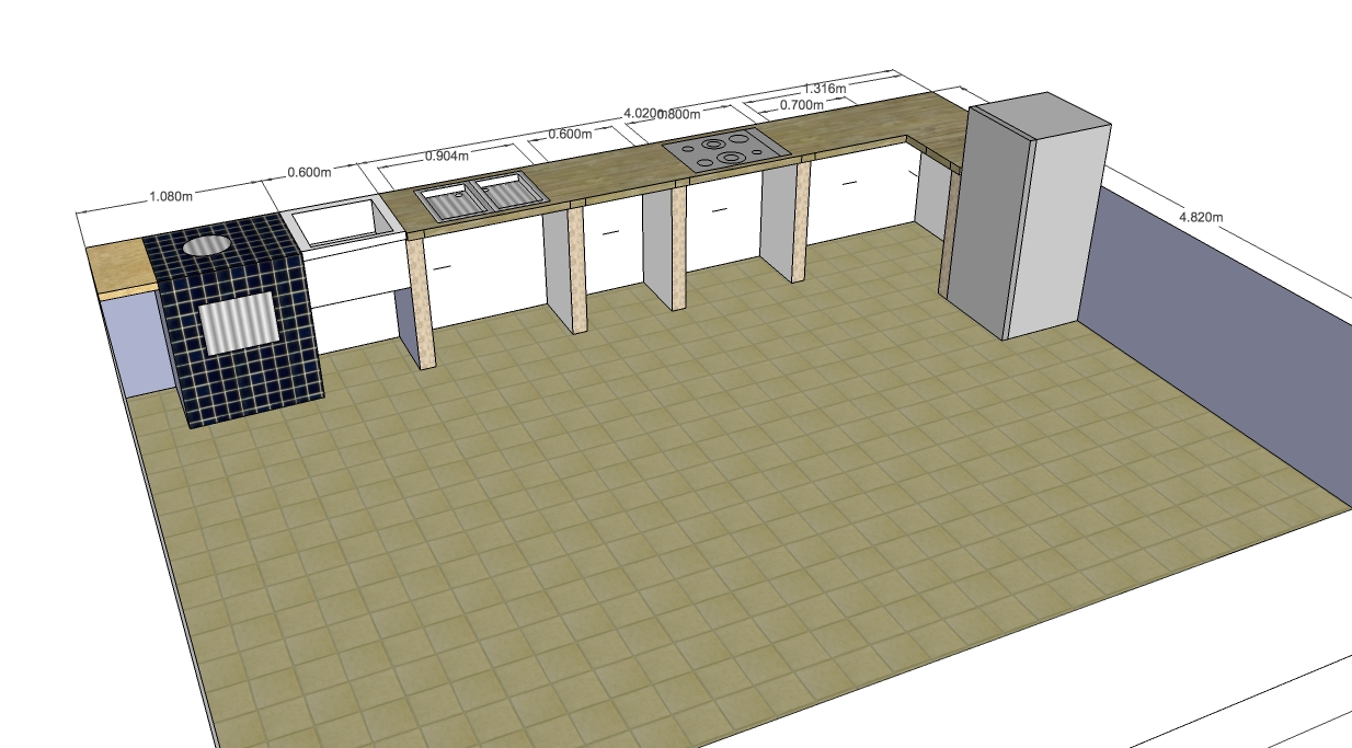 Restaurant Kitchen Layout Templates